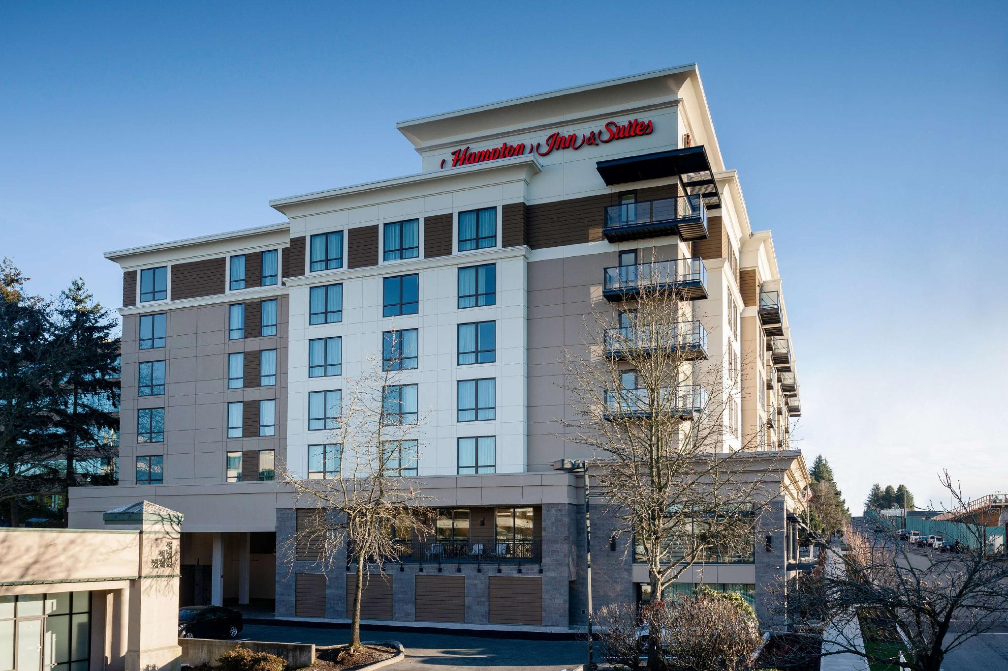 Hampton Inn And Suites Seattle Northgate