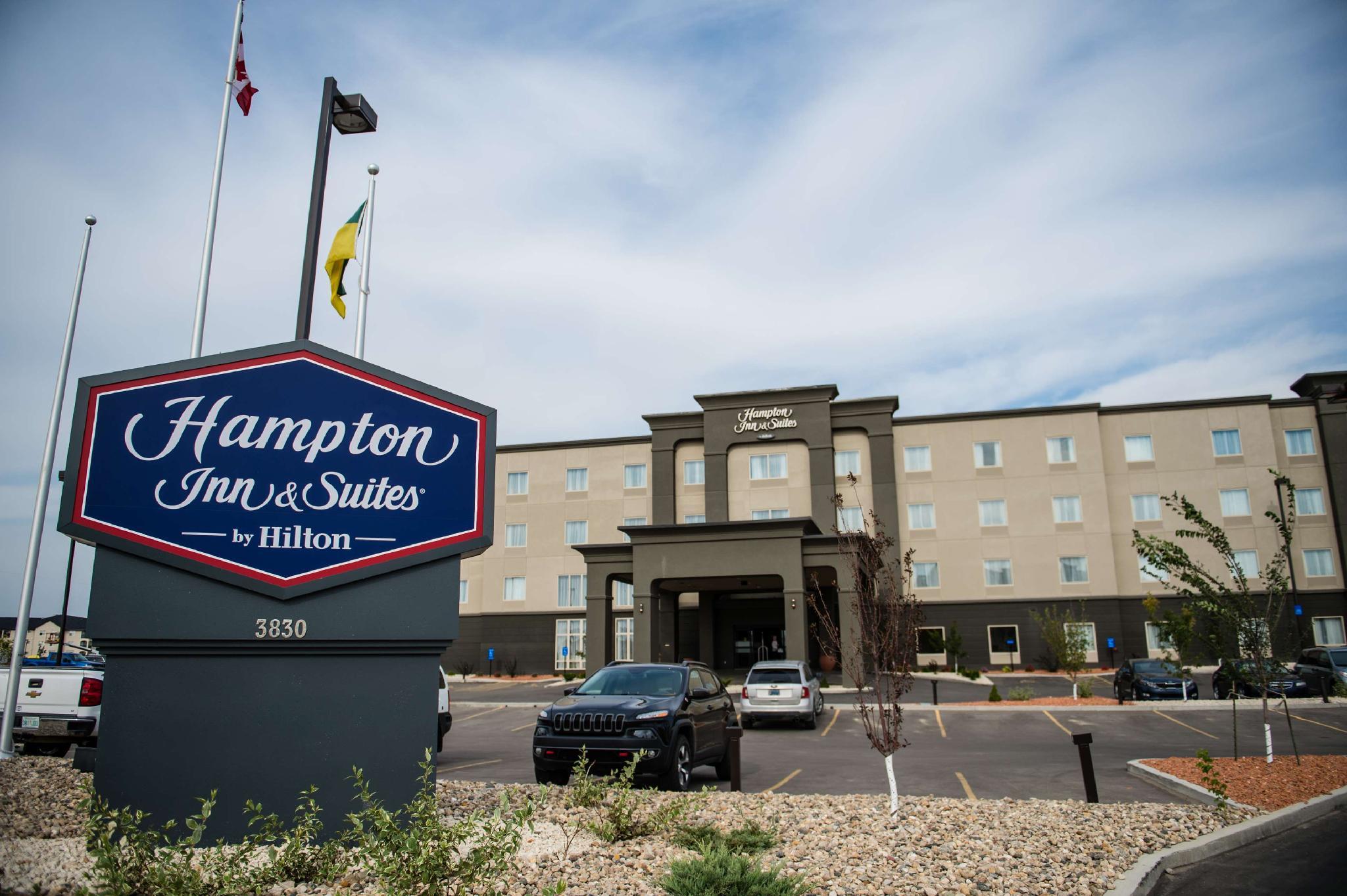 Hampton Inn And Suites Regina East Gate
