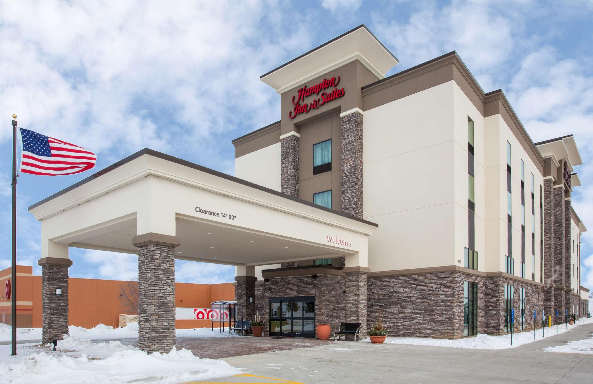 Hampton Inn And Suites Sioux City South