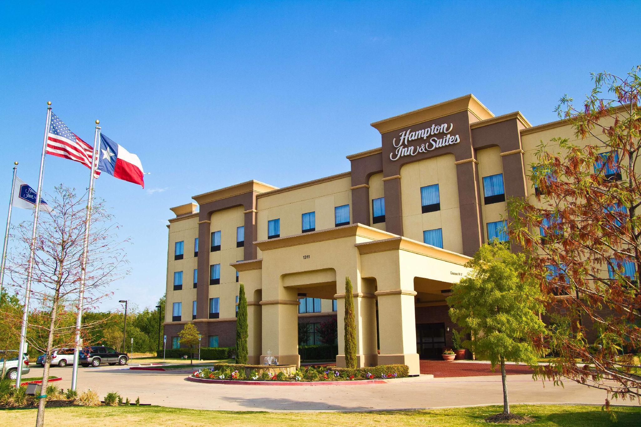 Hampton Inn And Suites Dallas DeSoto