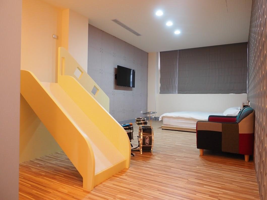 Taipei Ximen Apartment  Double Room 301