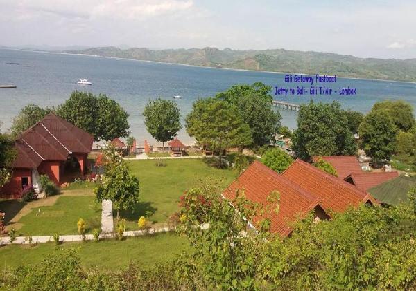 Gili Gede Island - Yut Inn Flower Paradise Lombok