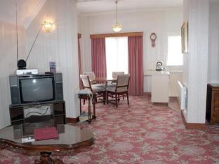 Motel Mayfair on Cavell Hobart - Pokoj pro hosty
