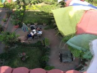Hotel Ganesh Himal Kathmandu - Garden Restaurant