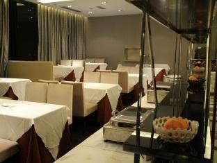 FX Hotel Third Military Medical University Chongqing Chongqing - Restaurant