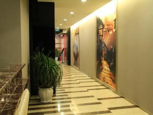 FX Hotel Third Military Medical University Chongqing Chongqing - Corridor