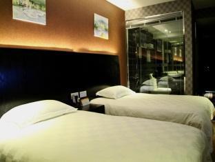 FX Hotel Third Military Medical University Chongqing Chongqing - Basic Twin