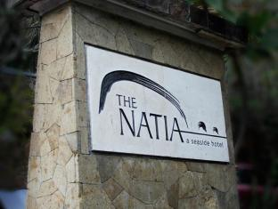 The Natia a Seaside Hotel Bali - Entré