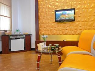 Clover Hotel Rangún - Habitación