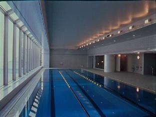 Shinagawa Prince Hotel N Tower Tokyo - Indoor Swimming Pool (Main Tower)
