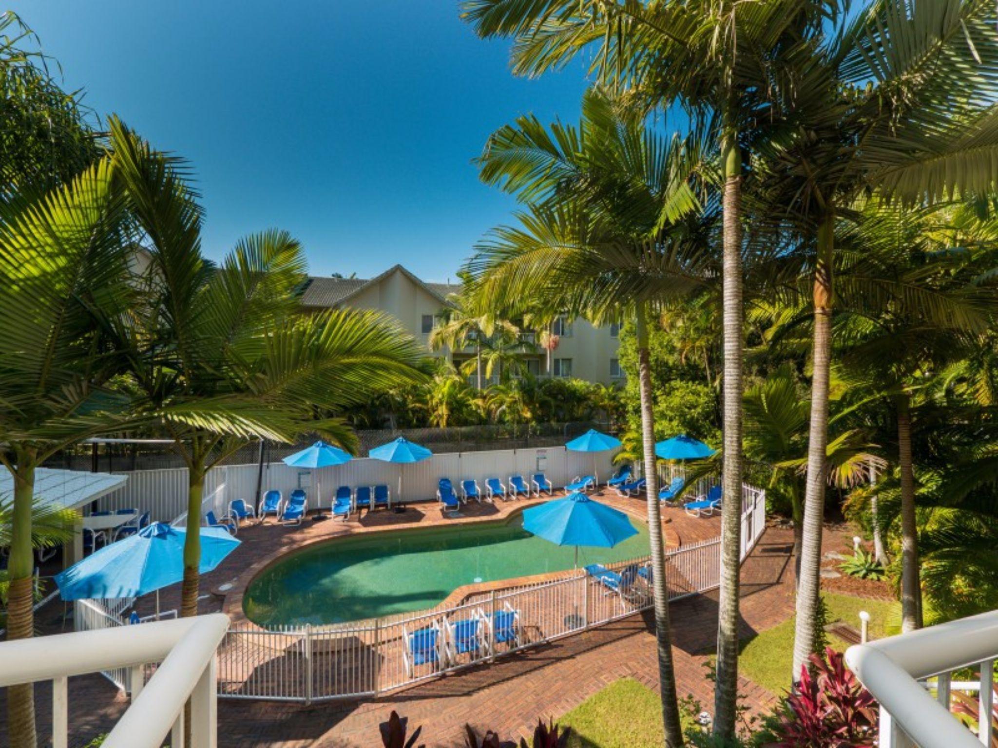 Surfers Tropique Holiday Apartments