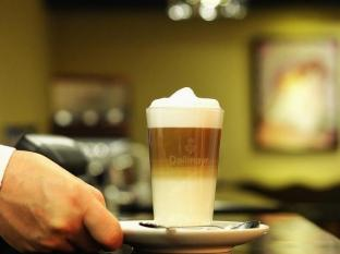 Residence Baron Budapest - Coffee Shop/Cafe
