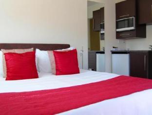 ASURE AT Eden Park Motel Auckland - Guest Room