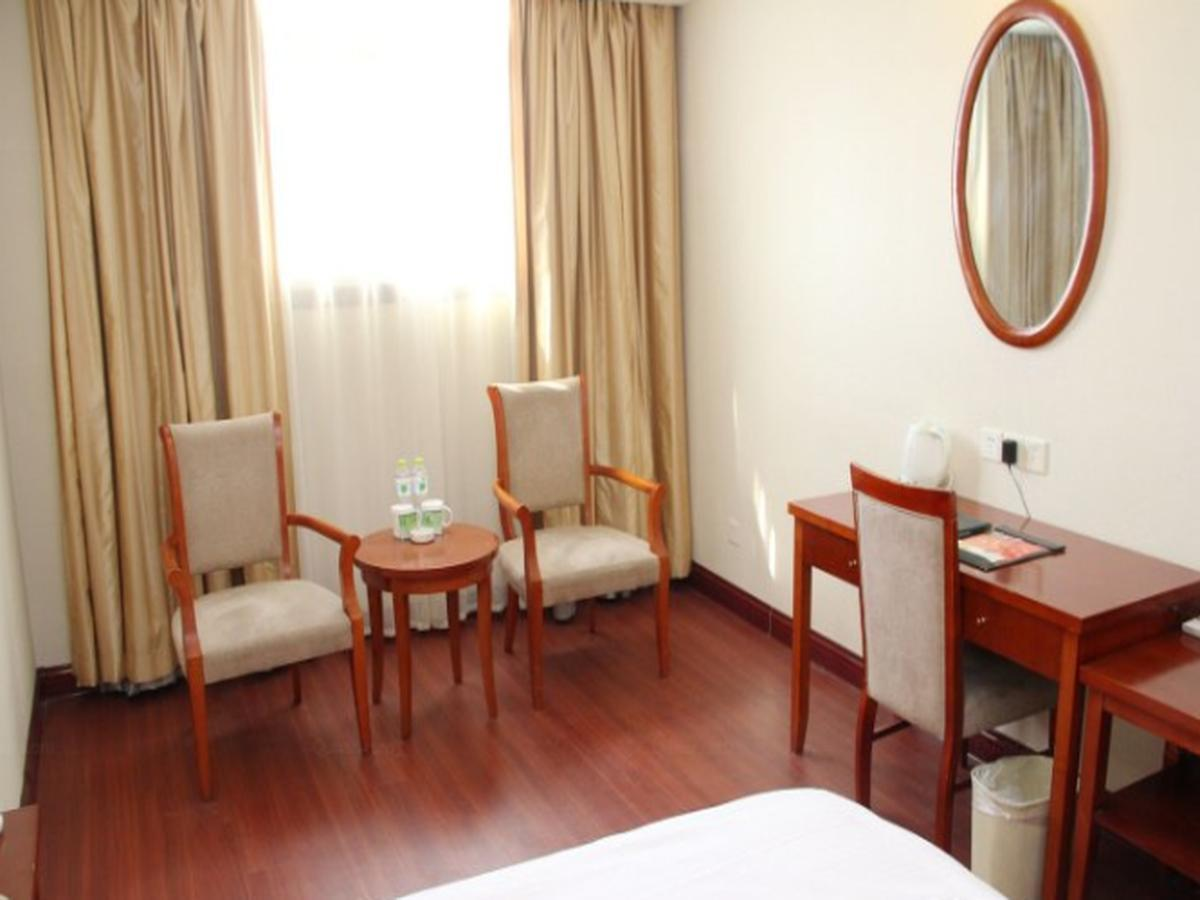 Review GreenTree Inn Nanjing Yudaojie Hotel
