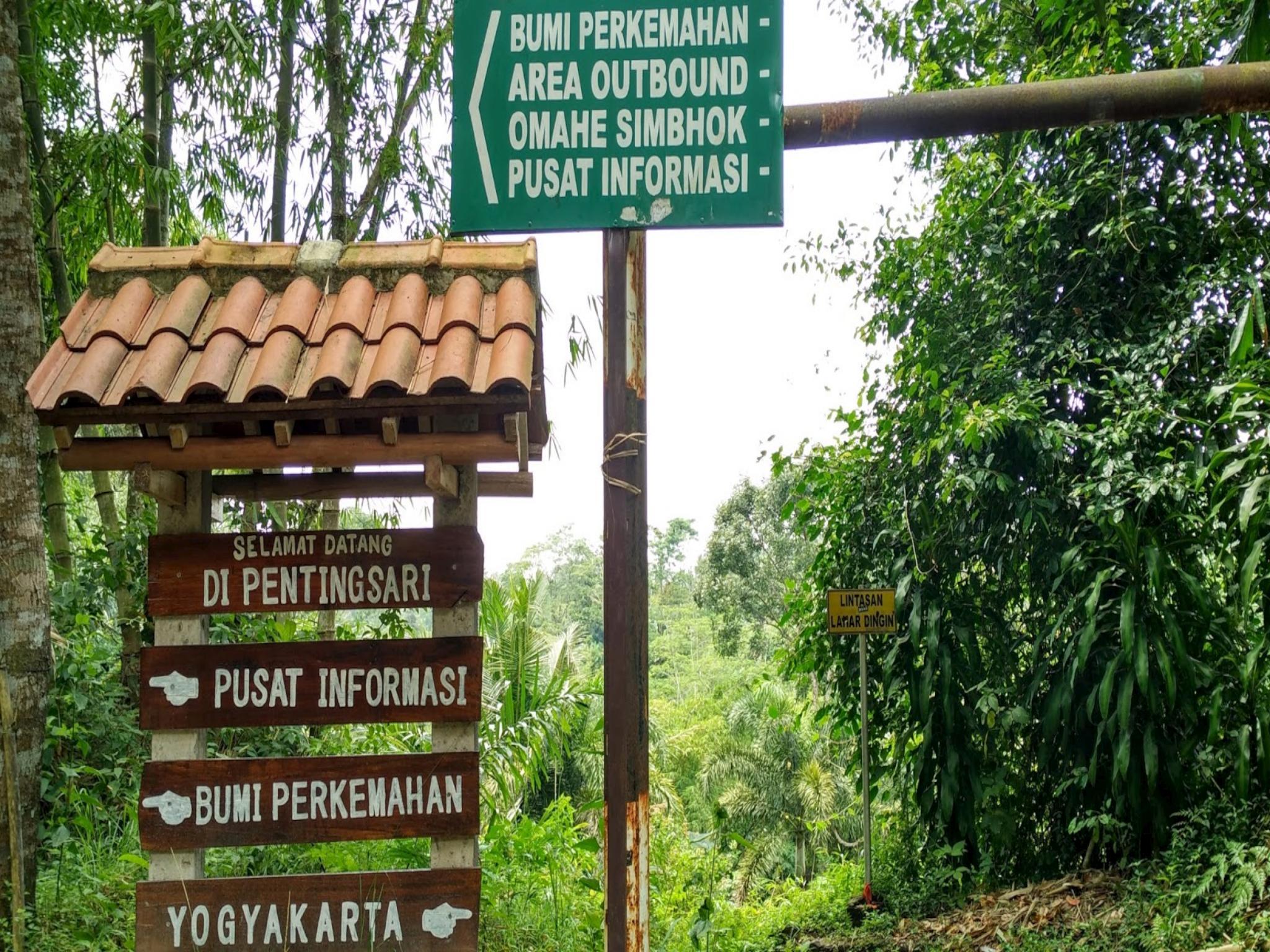 Desa Wisata Pentingsari 2BR House 34 Fullboard