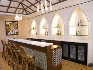 Radisson Blu Resort Goa Cavelossim Beach South Goa - Baras / poilsio zona