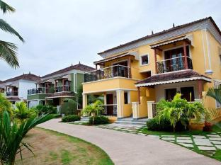 Radisson Blu Resort Goa Cavelossim Beach Güney Goa - Bahçe