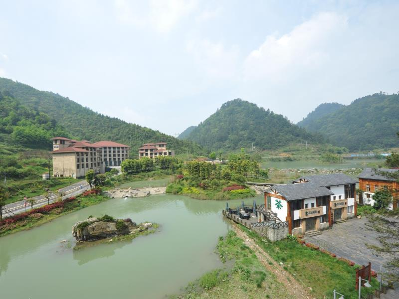 Days Hotel And Suites St. Jack Resort Chongqing