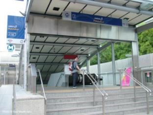 Asoke Residence Sukhumvit Bangkok - MRT Phetchaburi Station Exit 2