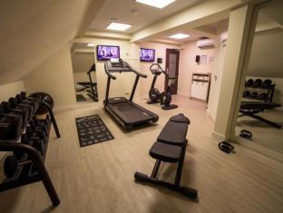 Boutique Hotel Notting Hill Amsterdam - Fitness Room
