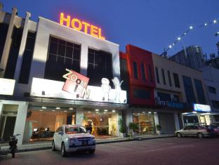 Zoom Inn Boutique Hotel Johor Bahru