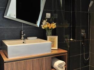 Zoom Inn Boutique Hotel Johor Bahru - Bathroom