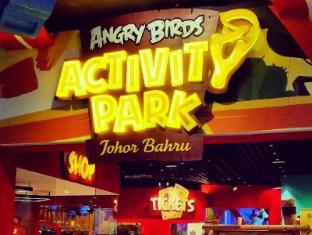 Zoom Inn Boutique Hotel Johor Bahru - Angry Bird Activity Park