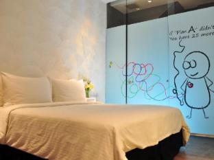 Zoom Inn Boutique Hotel Johor Bahru - Deluxe Queen