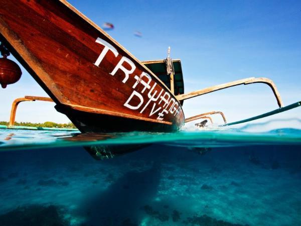 Trawangan Dive Hotel Lombok