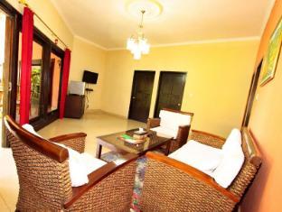 Bali Spark Resort Dive & Spa Bali - Living room VIP