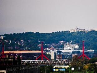 Canada Hotel Budapest Budapest - Surroundings