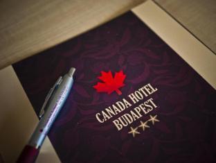 Canada Hotel Budapest Budapest - Meeting Room