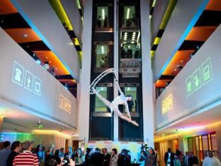 Hues Boutique Hotel Dubai - Lobby