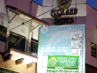 Ecoland Suites Davao - Indgang