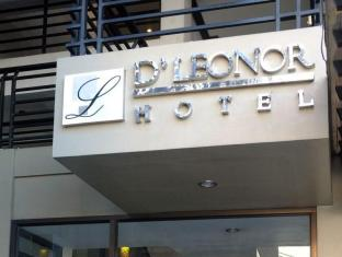 D' Leonor Hotel Davao City - Intrare