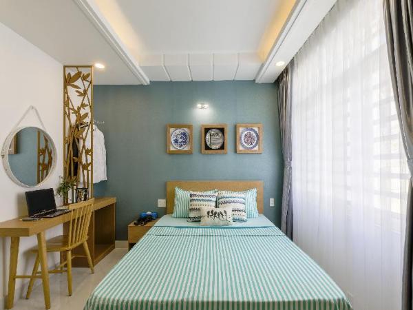 Lilian Home Le Thi Rieng Apartment #1 Ho Chi Minh City