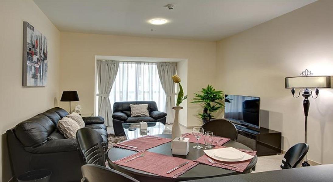 Mondo Living Elite Residence Deluxe One Bedroom