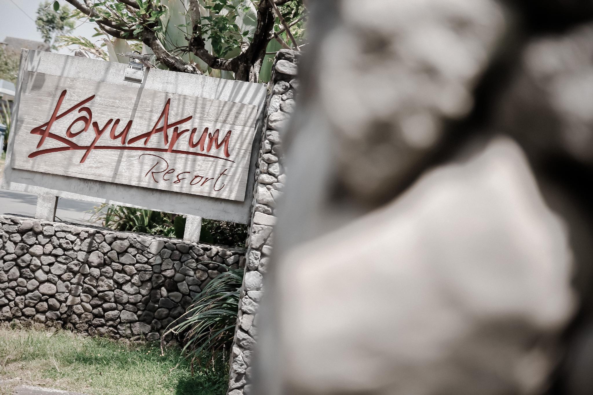 Kayu Arum Resort