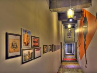 SWIIO Hotel Taipei - 5F hallway1