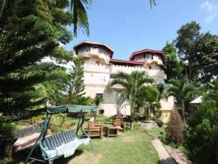 Totolan Castle Panglao sala