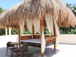 Palms Cove Resort Panglao Ø - Altan/Terrasse