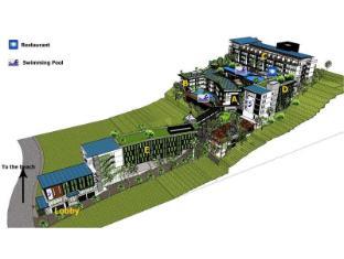 Sea Sun Sand Resort & Spa by Variety Hotels Phuket - Plattegronden