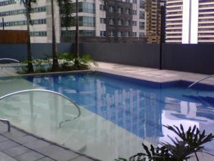 East of Galleria Condominium Manila - Use of Swimming Pool
