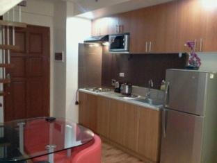 East of Galleria Condominium Manila - Kitchen Loft Type