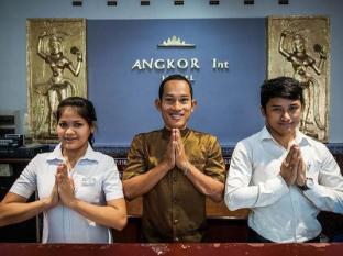 Angkor International Hotel Phnom Penh - Reception