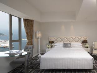 Dorsett Regency Hotel, Hong Kong Hong Kong - Premier Harbour View with breakfast