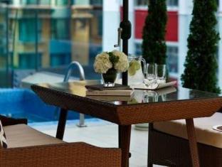 Dorsett Regency Hotel, Hong Kong Hong Kong - Kolam renang