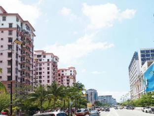 QQ Boutique Service Apartment @ Marina Court Resort Condominium Kota Kinabalu - View