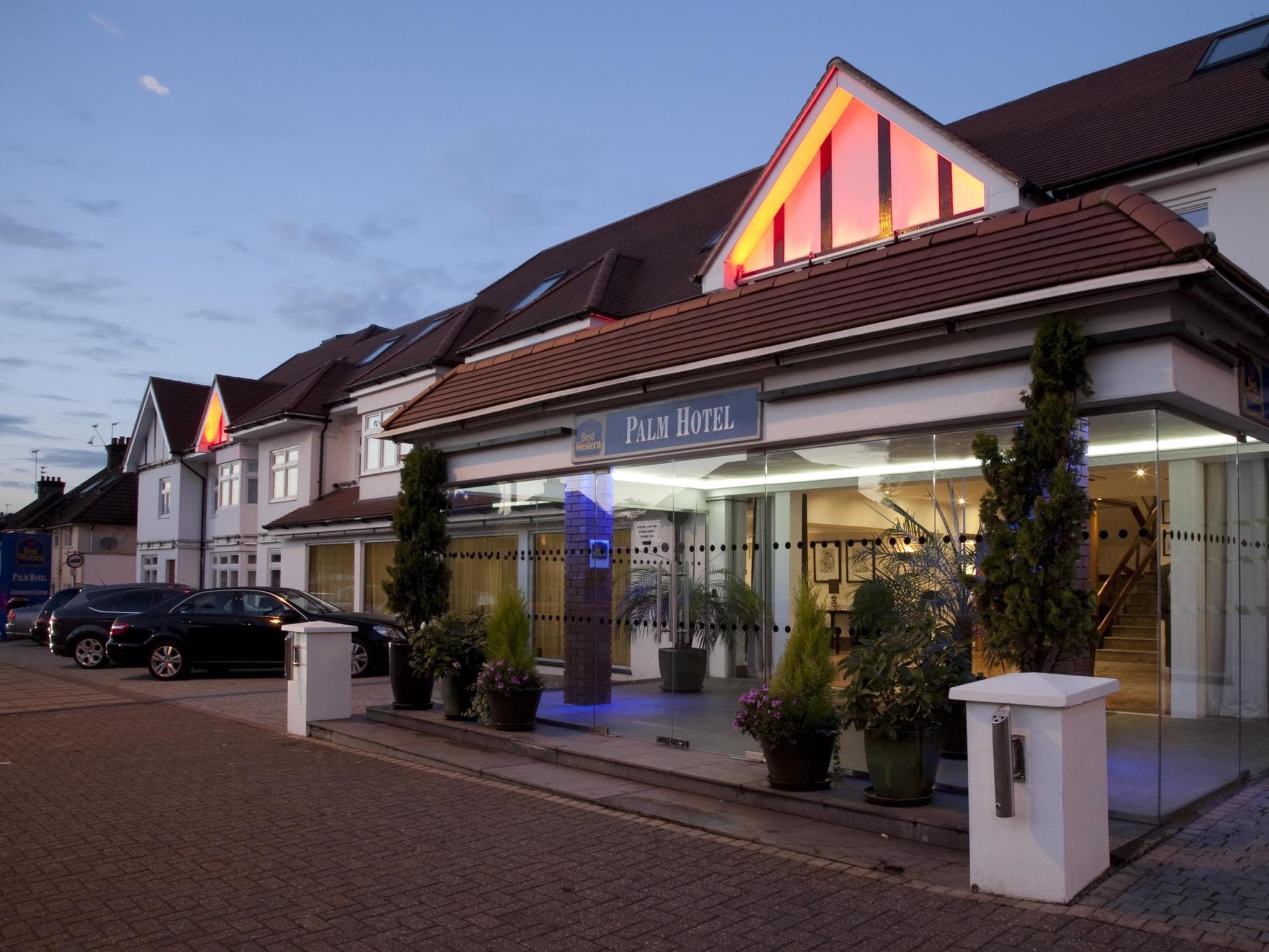 Best Western Palm Hotel