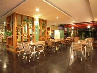 巴厘岛思巴沃酒店 巴厘岛 - 餐厅